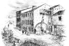 The Crank Mill in 1866