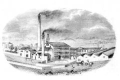 The Rods Mill in 1866